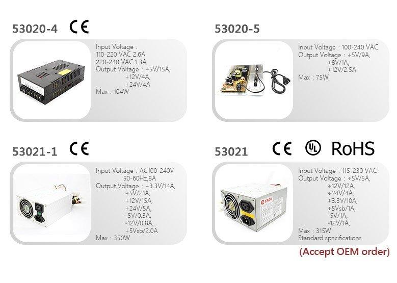 EAGO Power Supply-1